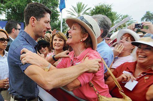 Les femmes préfèrent Obama à Romney