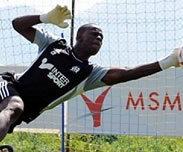 """Ibrahima Sy, 3ème gardien de l'OM: """"Comme tous les autres joueurs, je ne dirais pas non quand on fera appel en équipe nationale"""""""