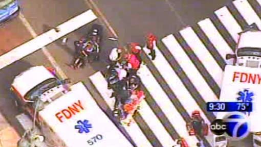 Une fusillade près de l'Empire State Building fait deux morts et neuf blessés