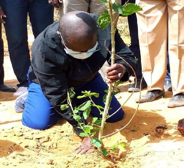 Journée internationale de sécurité biologique: Abdou Karim Sall choisit la forêt classée de Mbao comme cadre de célébration