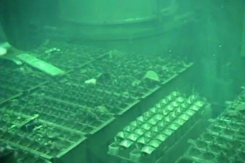 L'inquiétante piscine de Fukushima