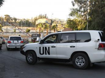 Syrie: poursuite des bombardements, Brahimi «effrayé» par sa mission