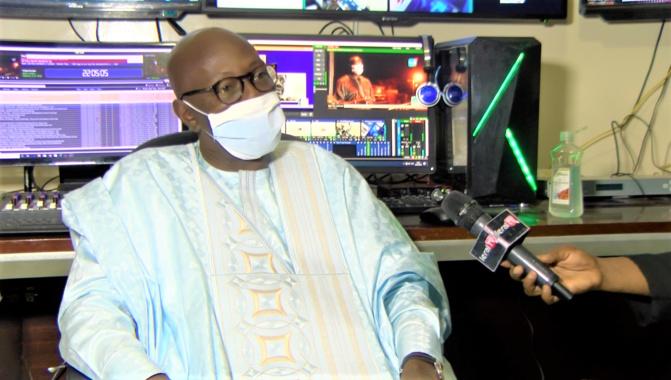Abdoulaye Diop: « L'aide à la presse n'est pas attribuée à une personne, mais plutôt à un organe ou … »