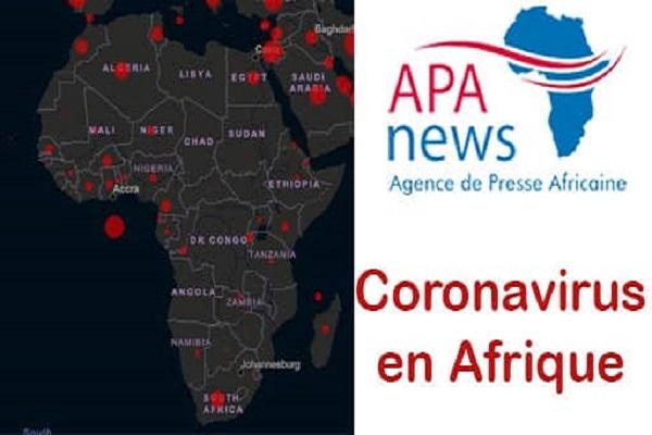 Evolution du coronavirus en Afrique: la situation pays par pays à la journée d'hier (APA)