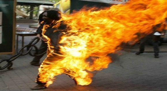 Thiès: Brûlé vif par son fils, Cheikh Diop est finalement décédé