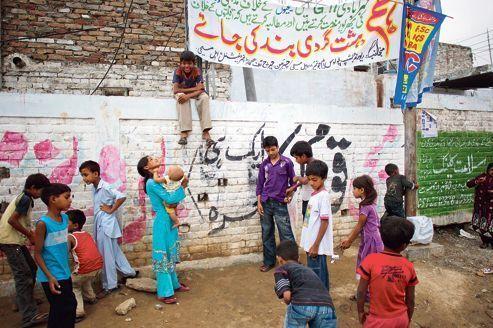 Pakistan : le difficile combat d'un ministre chrétien