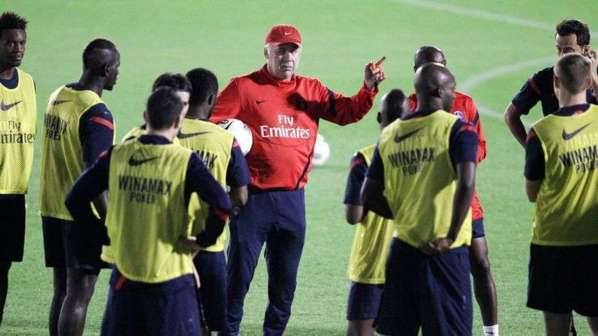 PSG : les drôles de choix d'Ancelotti