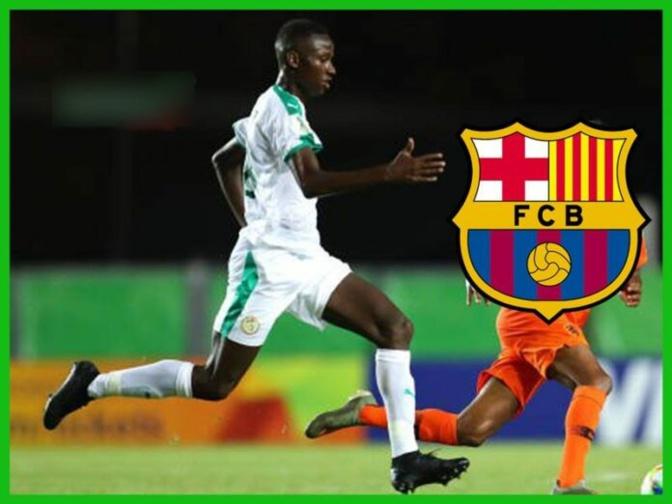 Recrutement: Barça lorgne sur une pépite de Génération Foot