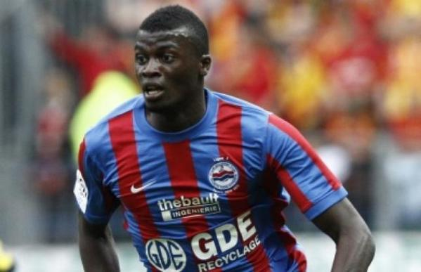 Transferts Caen: Niang à l'AC Milan ce lundi ?