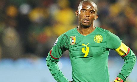 Cameroun : Eto'o refuse de jouer