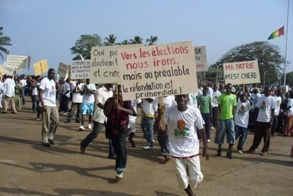 Guinée : La police réprime une manifestation de l'opposition, une vingtaine de militants arrêtés