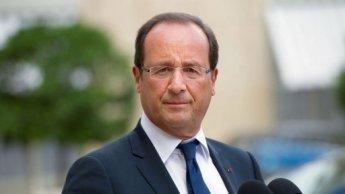 """Pour Hollande, l'usage d'armes chimiques justifierait une """"intervention directe"""""""