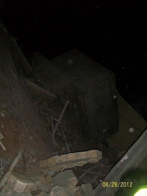 Amitié 2 : Un Immeuble De 5 étages S'écroule