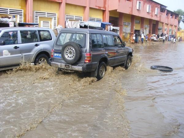(Audio) Saint-Louis: Les inondations hantent le sommeil des populations
