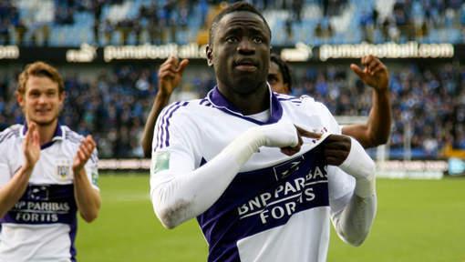 Ligue des Champions : Anderlecht et Cheikhou Kouyaté se qualifient