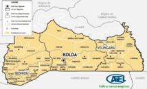 Kolda : la DRDR note une assez bonne répartition des pluies