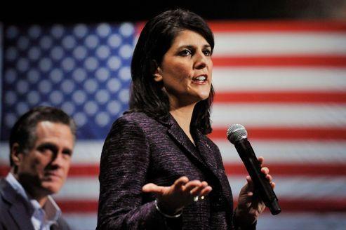 Nikki Haley, nouvelle figure républicaine de la diversité