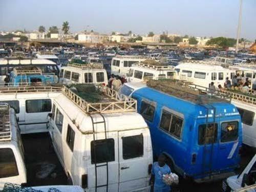 Les transporteurs en grève à partir de minuit