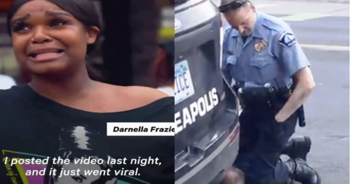 Affaire George Floyd : ça se complique pour l'adolescente qui a enregistré la vidéo…Elle brise le silence