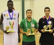 Afrobasket U18 : Abdoulaye Ndoye, meilleur rebondeur du tournoi