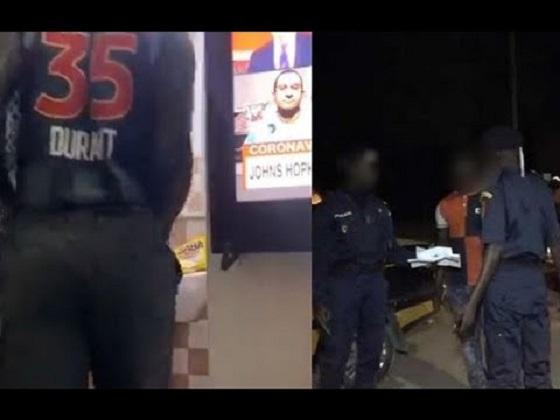 Pour « appel à l'insurrection »: Assane Diouf, arrêté ce matin, est en garde-à-vue à la Sûreté urbaine