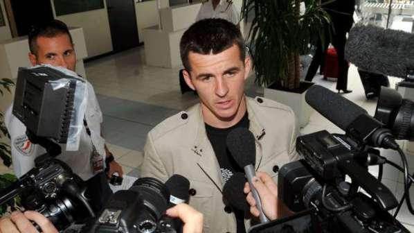 Barton débarque à Marseille et déclare encore sa flamme à l'OM