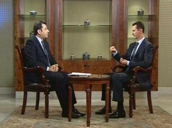Syrie: Bachar el-Assad compte bien mener bataille jusqu'au bout