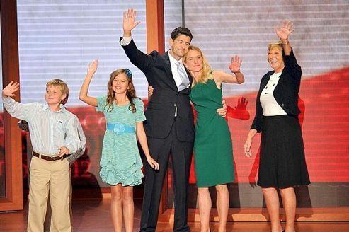 Paul Ryan galvanise les républicains