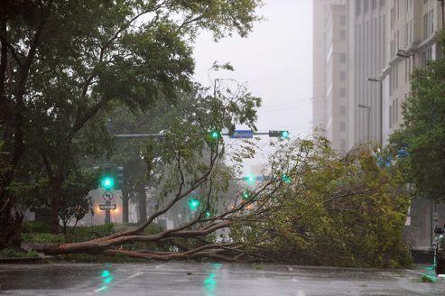La Nouvelle-Orléans a résisté à Isaac