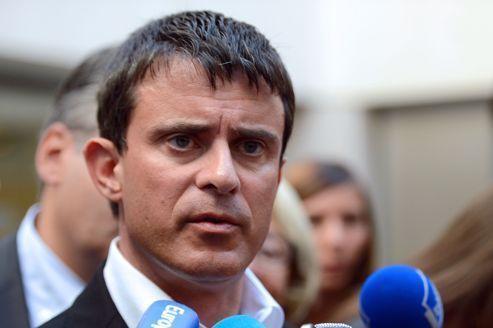 Valls s'oppose à l'intervention de l'armée à Marseille