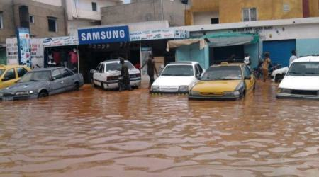Contribution scientifique à la problématique des inondations