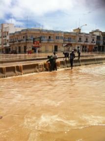 Inondations :  Le Sénat, Mensonge d'État