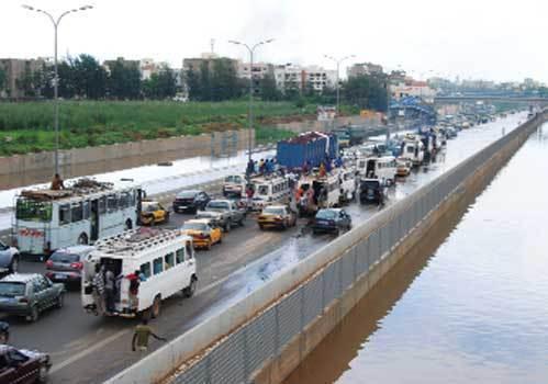 Le grand achoppement des inondations sur le Yoonou Yokkuté !