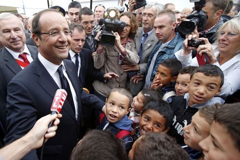 François Hollande : «L'urgence, c'est l'emploi»