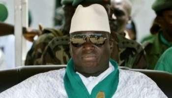 Le président gambien Yahya Jammeh a limogé le chef d'état-major de l'armée par crainte