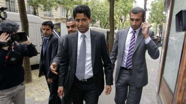 PSG : les mises au point de Nasser Al-Khelaïfi