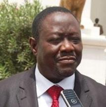 Portrait de la semaine  (Mbaye Ndiaye, Ministre de l'intérieur)