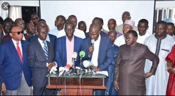 Appel du chef de l'Etat : Le Frn place l'intérêt du Sénégal au-dessus de tout