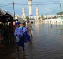 Inondations à Touba: Les parents attachent les enfants pour leur éviter la noyade