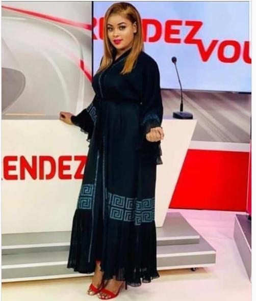 L'actrice de la série Idole et animatrice à la SenTv, Mignonne en mode vendredi. Appréciez !