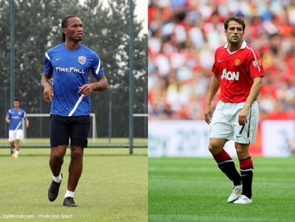 Drogba ou Owen pour booster l'attaques des Reds ?