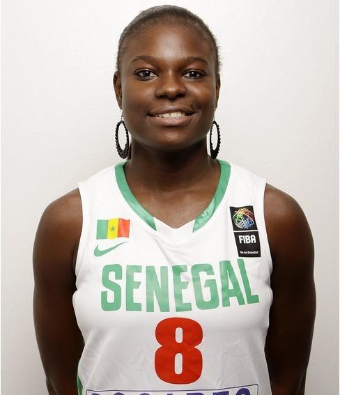 Basket-CLubs Champions 2012 Mame Diodia Diouf et l'ABC
