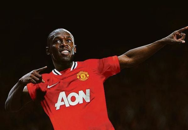 MU : Ferguson prêt à faire jouer Usain Bolt !