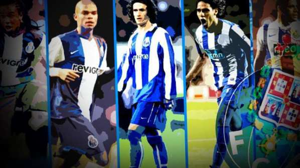 FC Porto, le club aux 332 M€ de plus-value