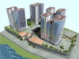 Le projet Kawsara sur le site du stade Assane Diouf à Rebeuss en cours d'exécution