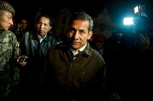 Au Pérou, un président plombé par sa famille