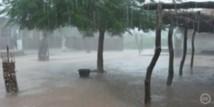 """Mamina Camara, Chef du service de Météorologie: """"La pluie va se maintenir jusqu'au dimanche avec des risque de foudres"""""""