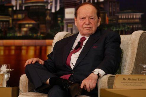 Adelson, ami de Romney et de Nétanyahou