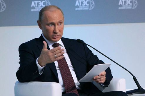 La Russie, «un pont entre l'Europe et l'Asie»