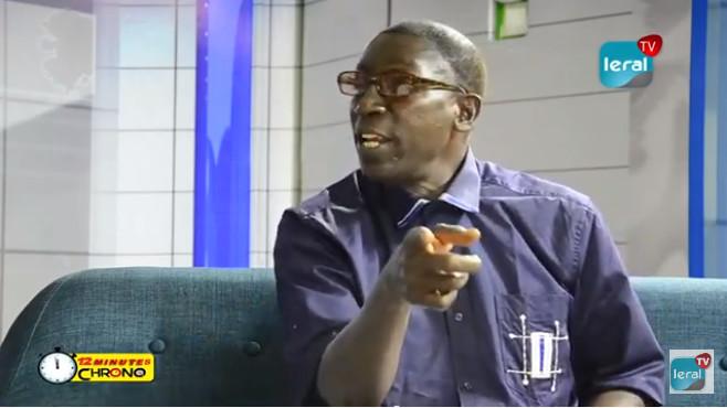« 12 mn Chrono » / Pr. Malick Ndiaye, sociologue et enseignant à l'Ucad : « Nous avons une société civile alimentaire et une opposition bodio-bodio »